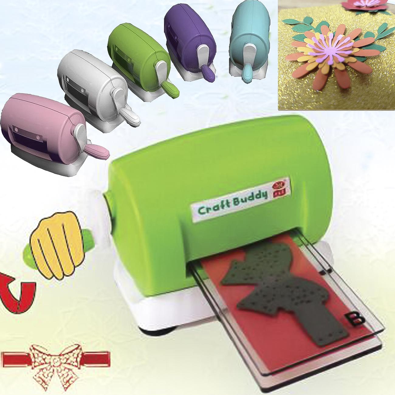 Cutting Dies Machine Embossing Scrapbooking Album Paper Card Making Cutter Tool