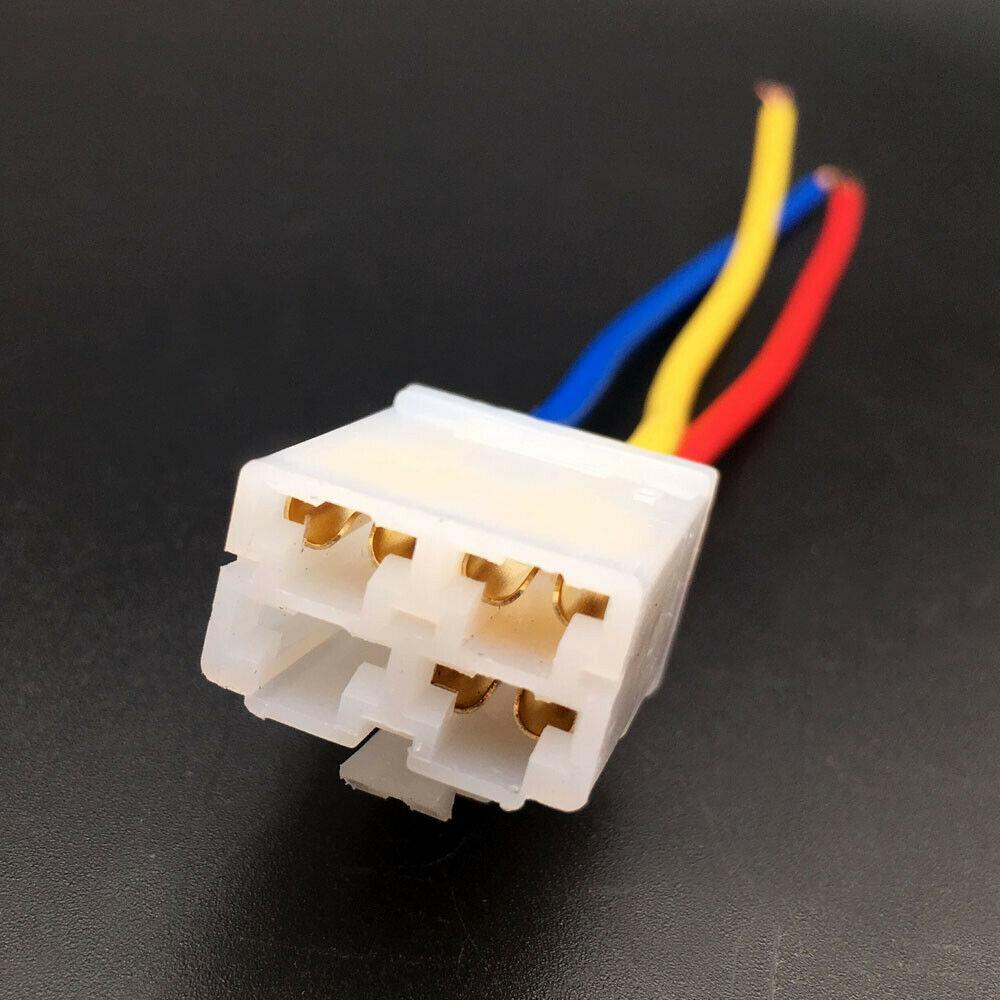 free wiring schematic 2005 yfz plug repair starter solenoid relay wiring harness for yamaha  starter solenoid relay wiring harness