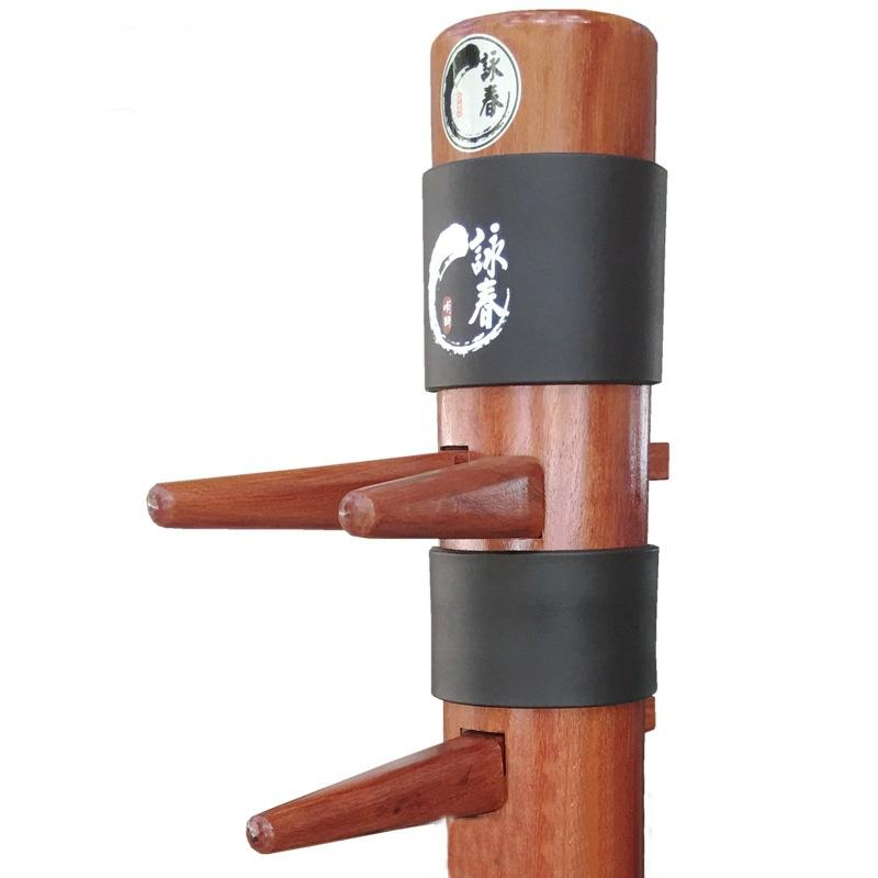 Wing Chun Stun Wooden dummy Head Protect Pad Ip Man Wing Stun Kung Fu Strike Pad