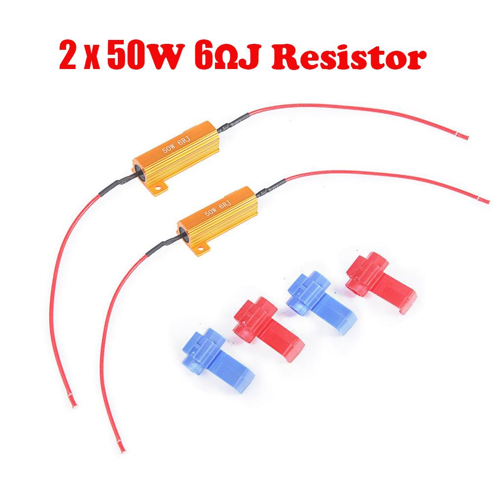 100 Resistenze per LED a 12V LED Resistors for 12V Supply 1//4w