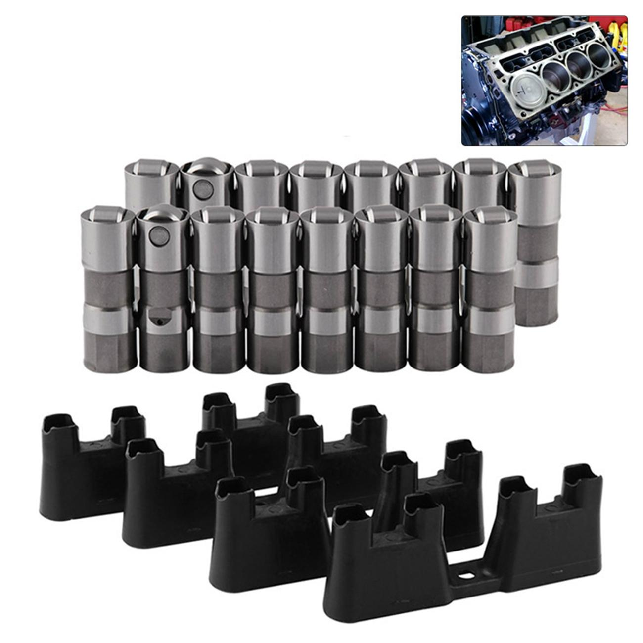 LS7 LS2 Lifters Full 16 PCS Performance Hydraulic Rollers Fit GM 12499225 HL124