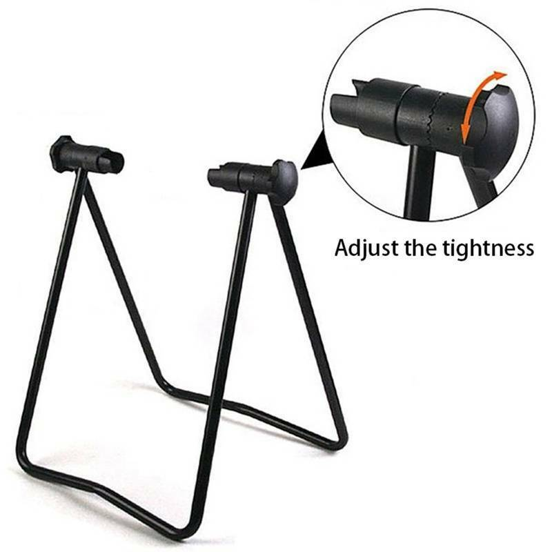 Bicycle Trainer Stationary Adjustable Bike Cycle Stand Indoor Exercise Training